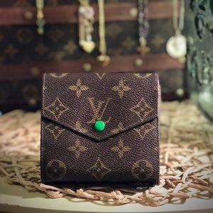 Authentic Louis Vuitton Vintage Elise Wallet